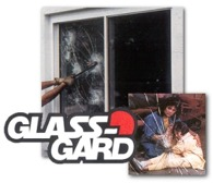 glass gard window film
